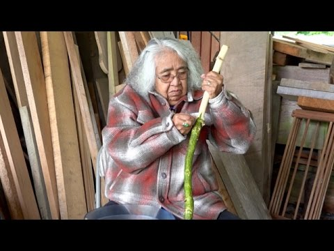 Devil's Club: Tlingit Traditions of Helen Watkins