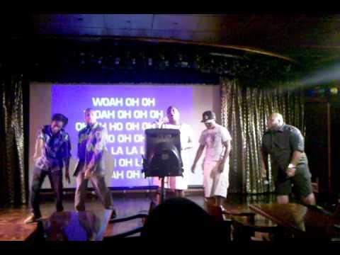Wyatt Wedding Party Karaoke Killing Me Softly