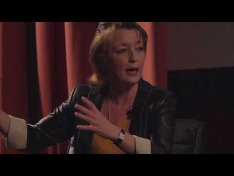 Mike Leigh and Lesley Manville discuss Screen Acting  Hibrow