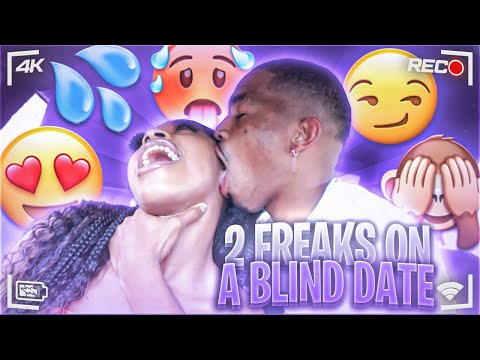I PUT 2 FREAKS ON A BLIND DATE!! 🥵😳 *DEMON TIME*😈
