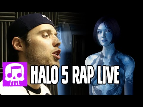 "Halo 5 Rap LIVE by JT Machinima - ""Angel By Your Side"""