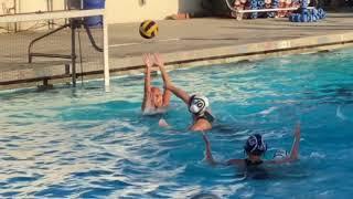 Notre Dame High School Girl's Varsity Water Polo vs La Sierra