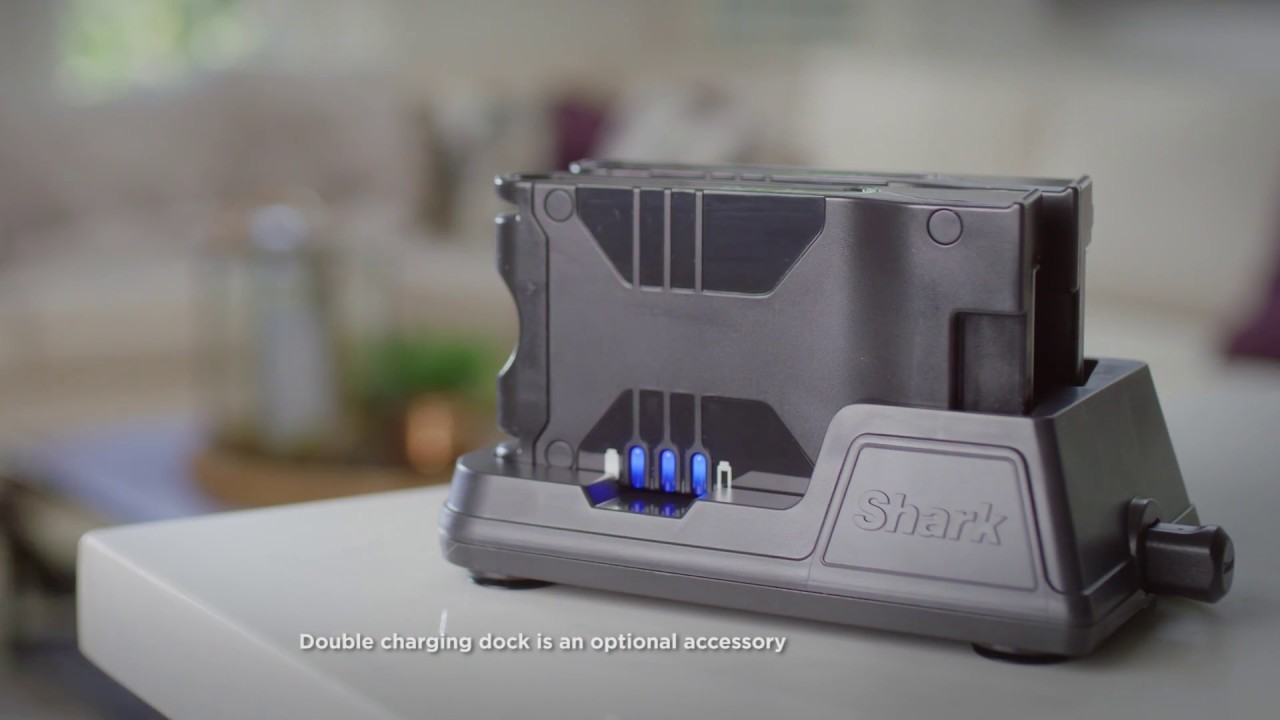 How To Charge The Ion Power Pack For Your Shark Ion