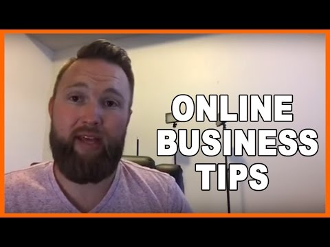Online Business Tips: The 4 Daily Steps I Take To Create A Passive Income Online