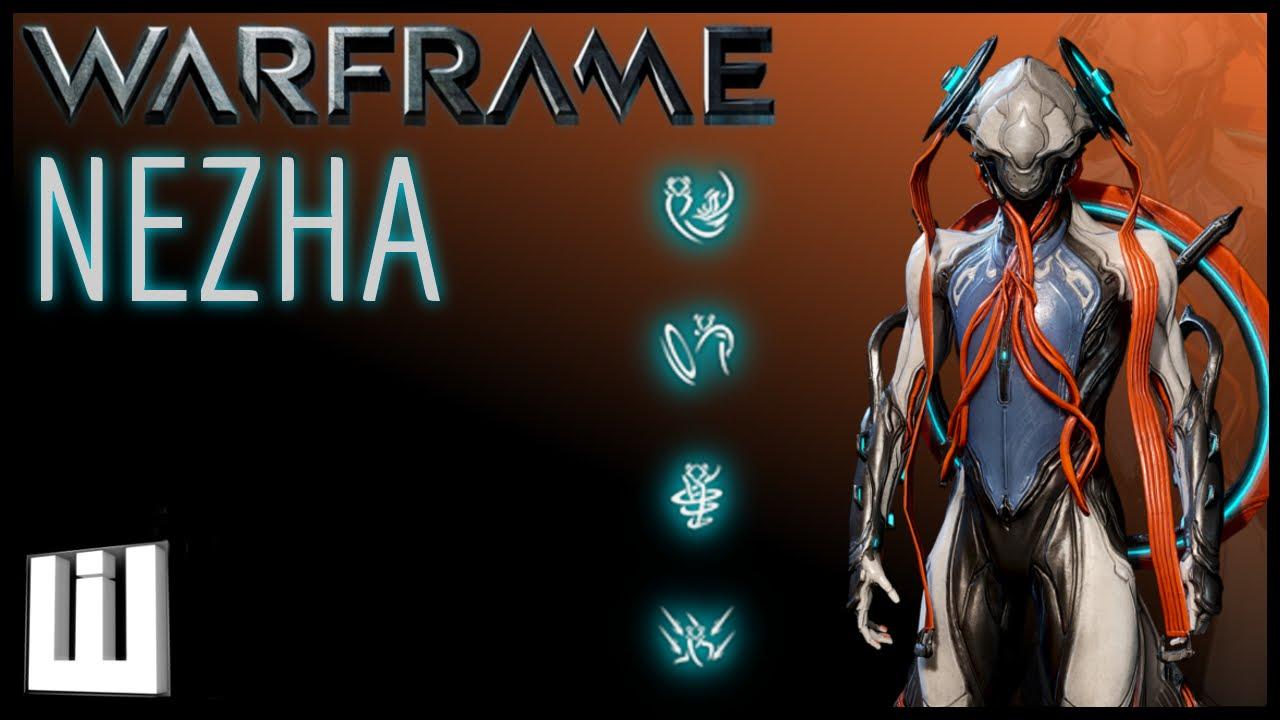 Warframe : NEZHA EMPYREAN COLLECTION (Update/Hotfix 23.8.0 ...