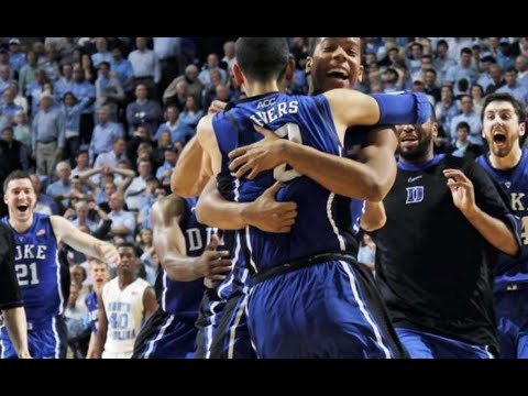 Austin Rivers Caps Comeback at UNC