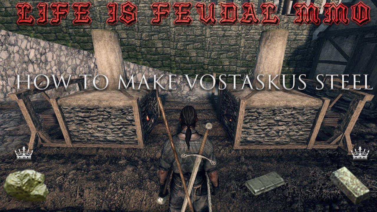 Life is feudal steel ролевая игра по н