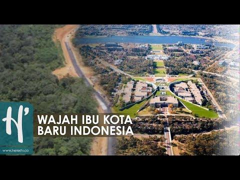 Grand Design Ibu Kota Baru Indonesia (2021-2045)