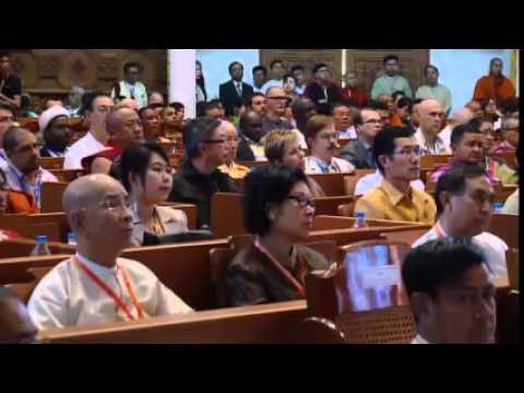 The World Buddhist Peace Conference (Day One) - Part 2