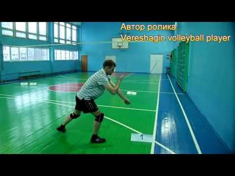 Тактика защиты в современном волейболе
