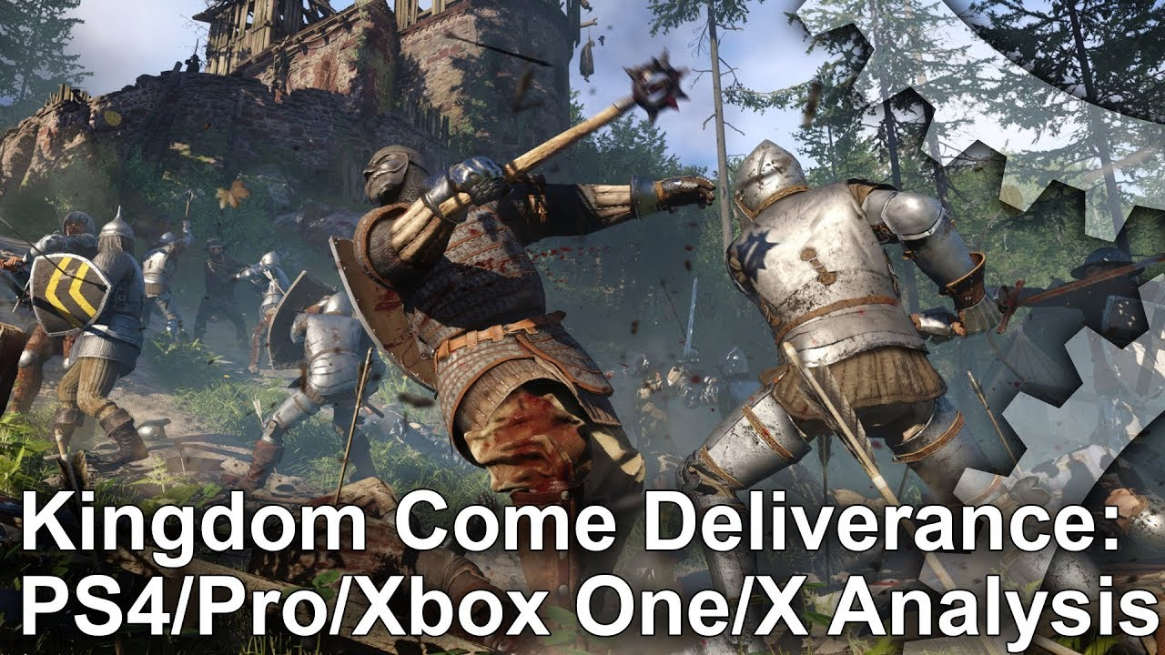 Kingdom Come Deliverance on PC offers huge upgrades over