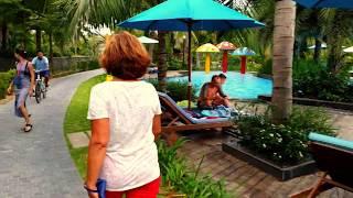 Вьетнам, Камрань, отель DUYEN HA, к морю