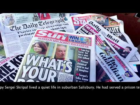 The Mysterious Case of Sergei Skripal
