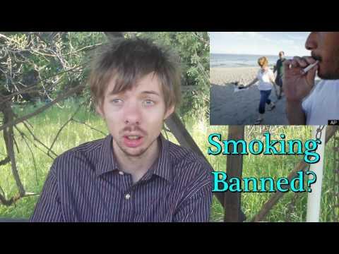 California Bans Smoking in Parks???