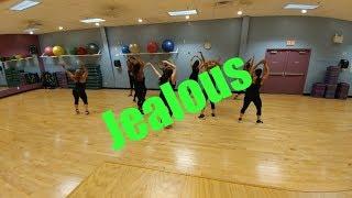 Jealous - AlunaGeorge  | Dance Fitness | ashley jabs