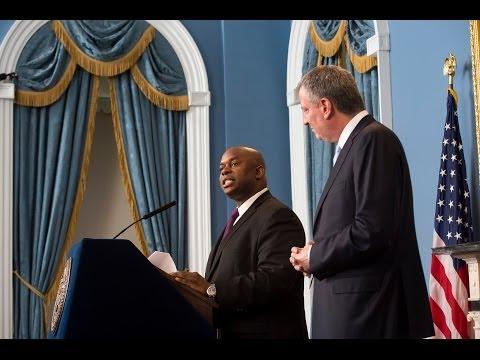 Mayor Bill de Blasio Appoints Richard Buery as Deputy Mayor for Strategic Policy Initiatives