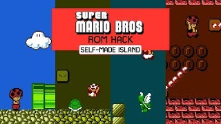 Super Mario Remix • Super Mario Bros. ROM Hack (Shortplay)