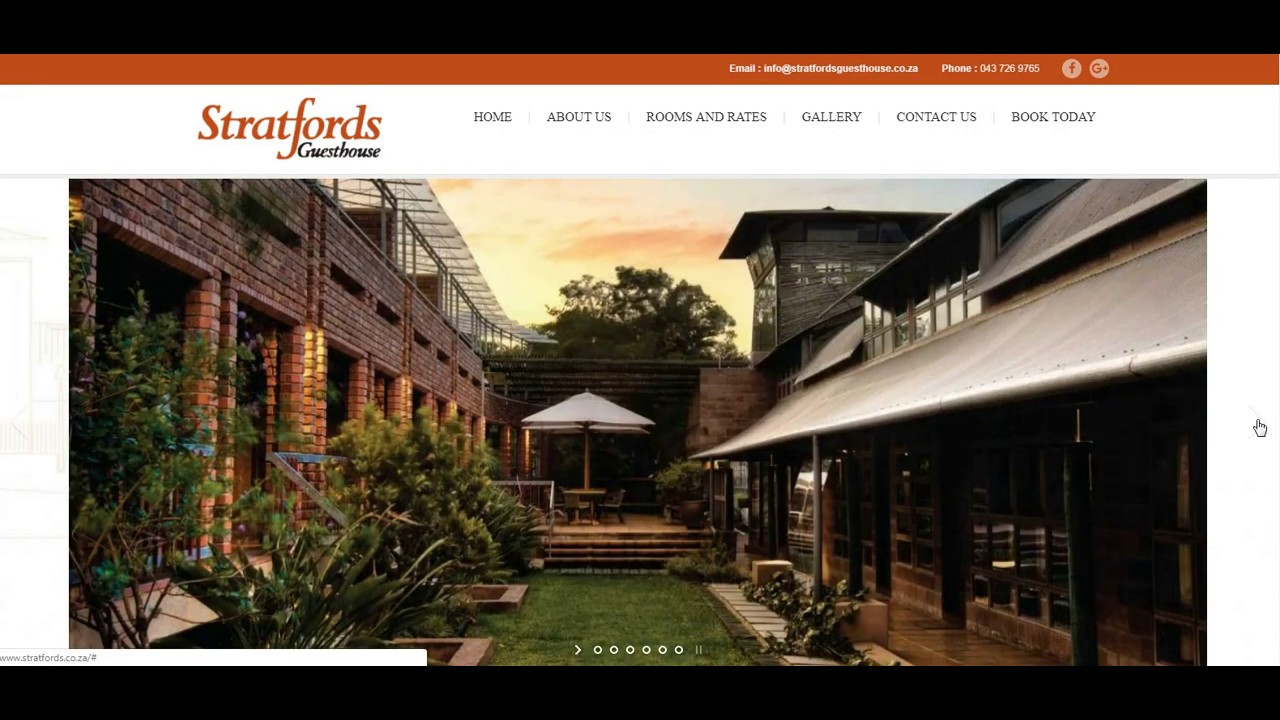 Web Design Company East London South Africa New Perspective Design Youtube