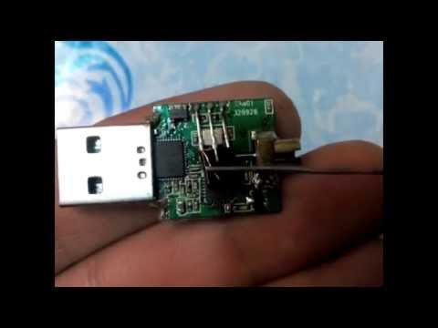 видео: Переделка dvb-t usb донгла для приема КВ диапазона (direct sampling)