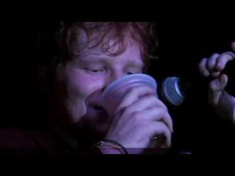 Little Bird - Ed Sheeran @ Mercury Lounge (New York) - 31/10/2013