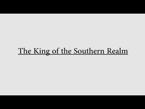 Destiny Audio Drama:  King of the Southern Realm Recruitment Video