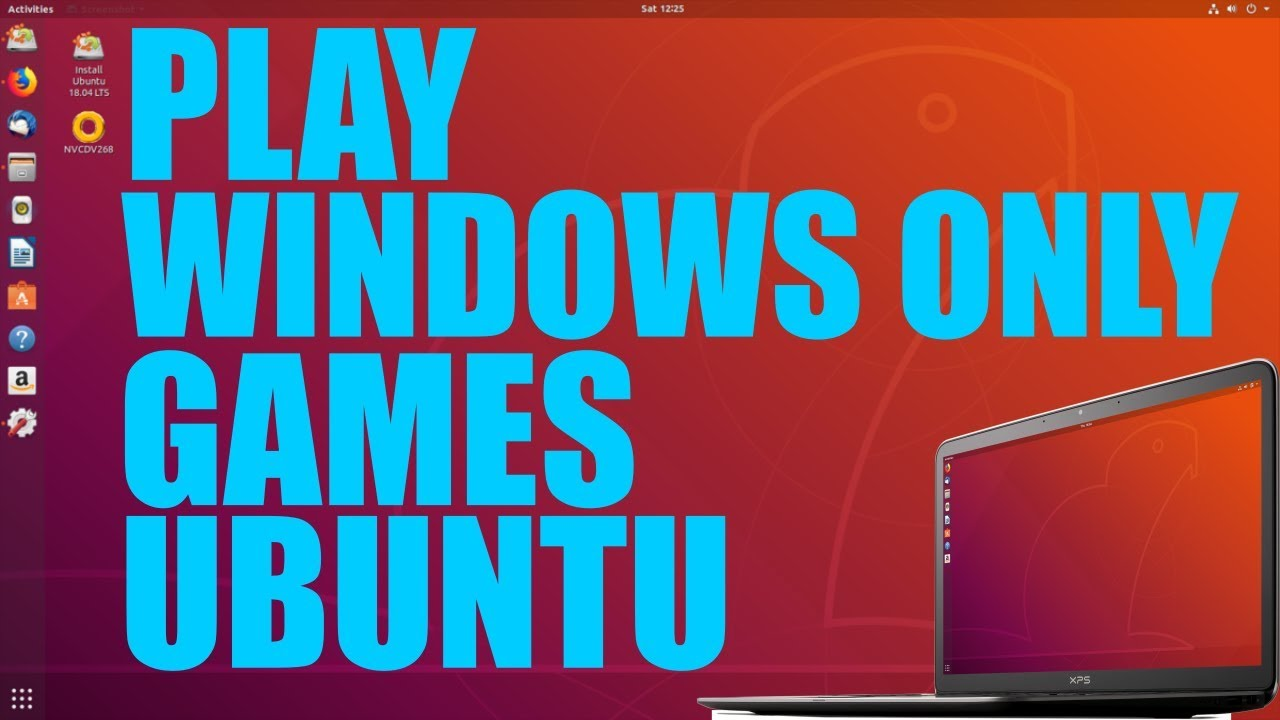 How to Play Windows Only Games In Linux Using Steam Play | EASY!