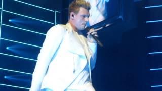 Backstreet Boys Las Vegas - 3/1/17: Drowning