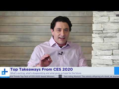 CES 2020: Bye from Las Vegas, Recapping the Show - Tech Briefs