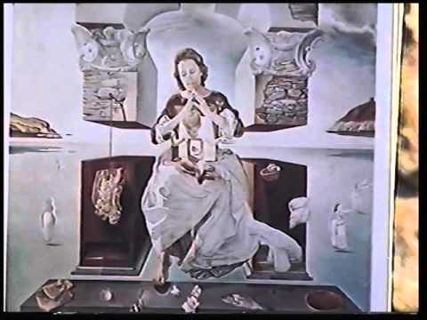 madonna de port lligat 1950