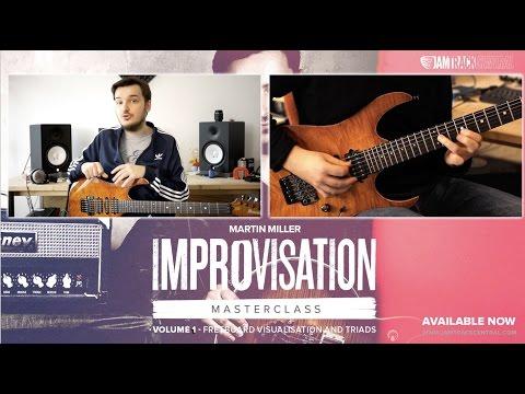 Martin Miller's Improvisation Masterclass Vol.1