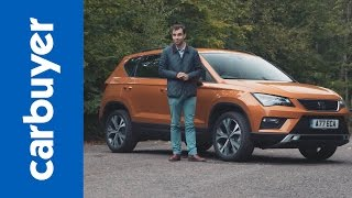 New 2016 SEAT Ateca SUV in-depth review – Carbuyer – James Batchelor
