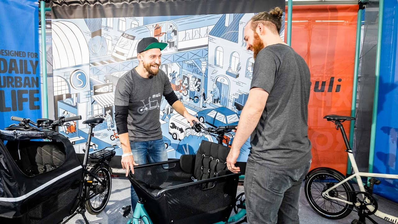 Fahrrad Essen - Trailer 2020