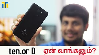 Baixar ₹4999 Tenor D Review | is  Redmi 5A Killer ? | Tamil Today