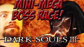 Mini-Mega Boss Rage! Dancer of the Frigid Valley! Dark Souls III - YoVideogames