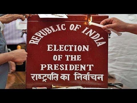 राष्ट्रपति चुनाव ,63% वोट के साथ कोविंद की जीत तय, भाजपा के पहले राष्ट्रपति होंगे