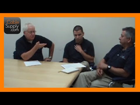 Data Cabling Technicians Q&A Roundtable Discussion, Part 1 of 4