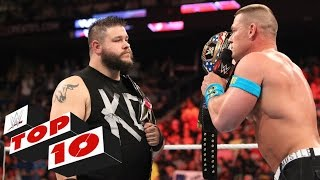 Top 10 WWE Raw moments: May 18, 2015
