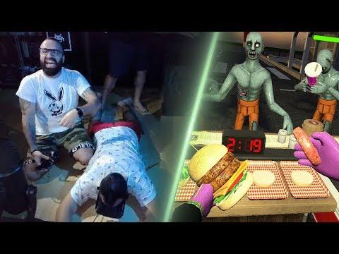 Ρεσιτάλ γέλιου στο VR!
