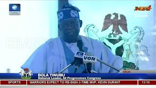 How MKO Abiola Rejected Detention Exit For Solidarity Sake, Tinubu Narrates