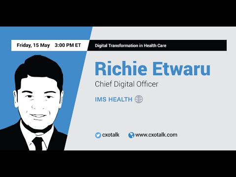 #110: Digital Transformation in Health Care