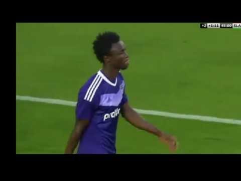 Slavia Prague vs RSC Anderlecht