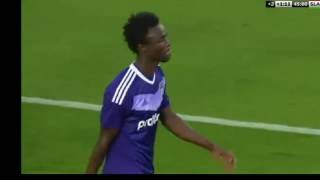 Video Gol Pertandingan Slavia Prague vs Anderlecht