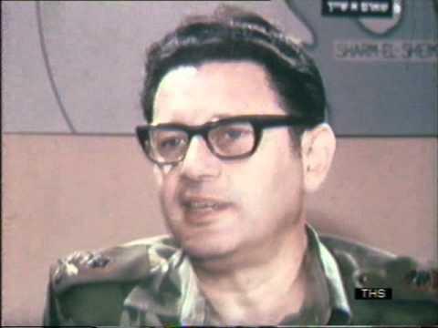 Israel - Yom Kippur War - General Shlomo Gazit interview