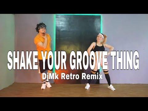 SHAKE YOUR GROOVE THING l DJMK REMIX l Retro hits l JA DANCEWORKOUT CHOREOGRAPHY