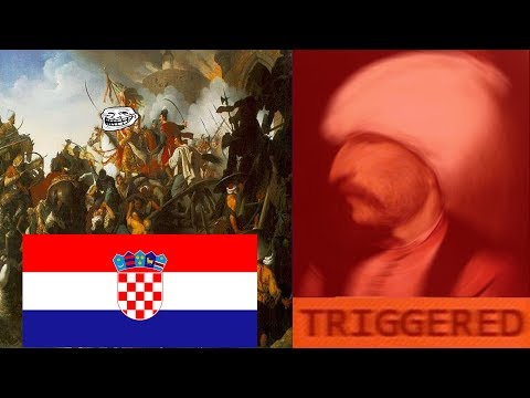 Last stand at the Siege of Szigetvár (feat. Ottomans)