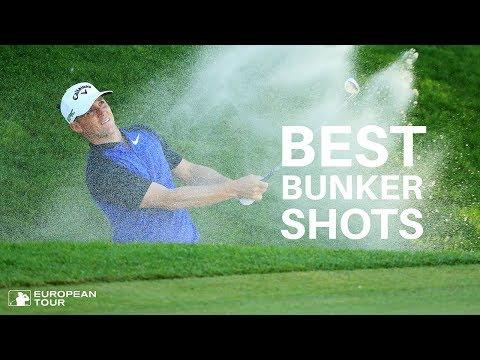 Top 5 bunker shots   Best of 2017