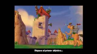 Worms 4 Mayhem Desafio 5 [Desafio  de la Escopeta]