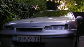 Opel Calibra(indoor&outdoor)