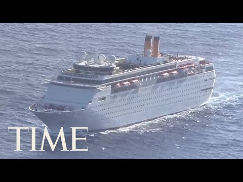 Man Dies After Falling From Cruise Ship Headed To The Bahamas   TIME