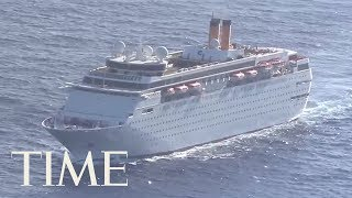 Man Dies After Falling From Cruise Ship Headed To The Bahamas | TIME